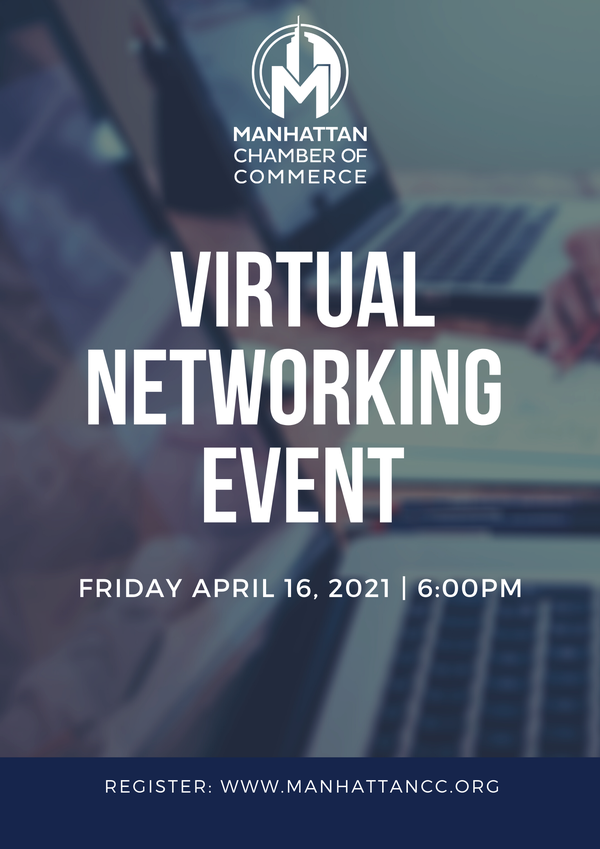 April Virtual Networking Event