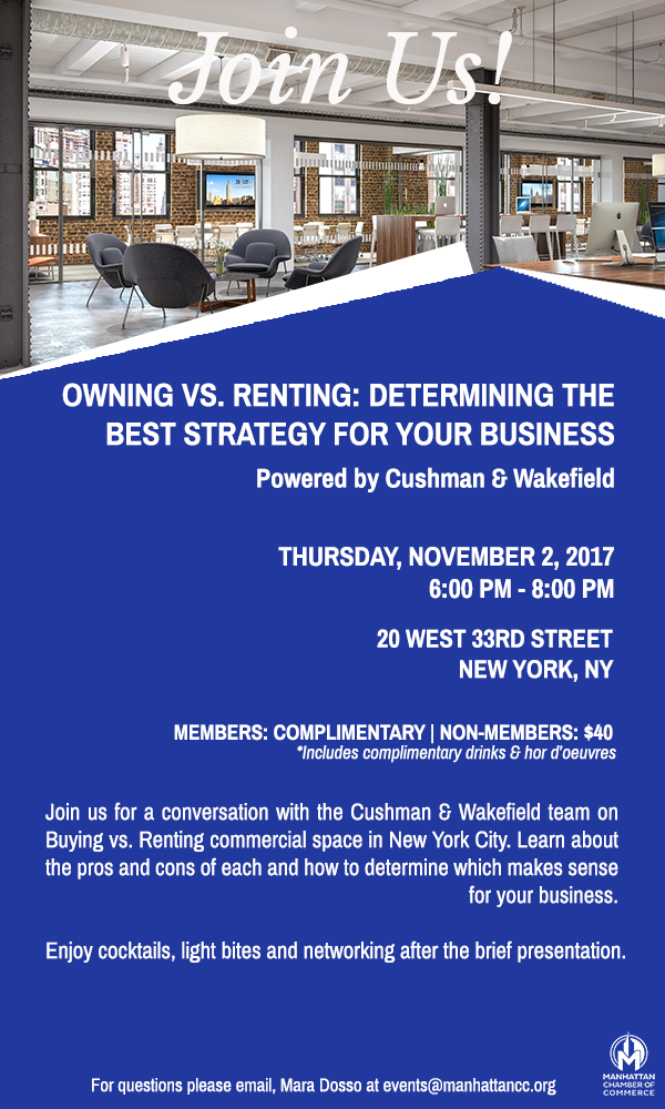 Owning vs. Renting: Determining the Best Strategy for Your Business