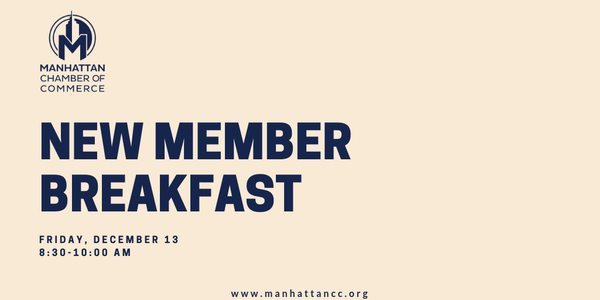 New Member Breakfast