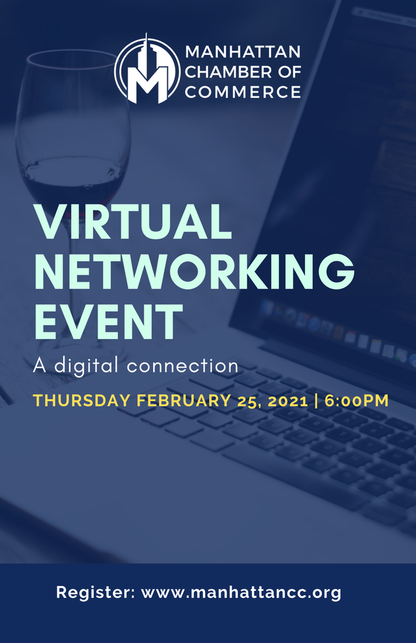 February Virtual Networking Event