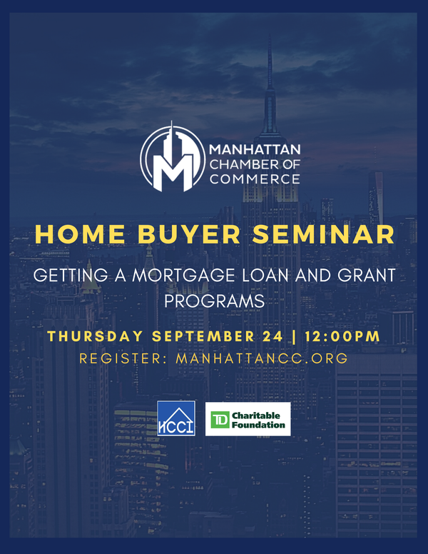 Home Buyer Seminar: Getting A Mortgage Loan and Grant programs
