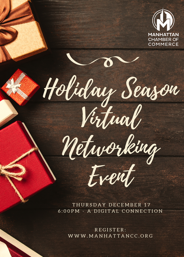 Holiday Season Virtual Networking Event
