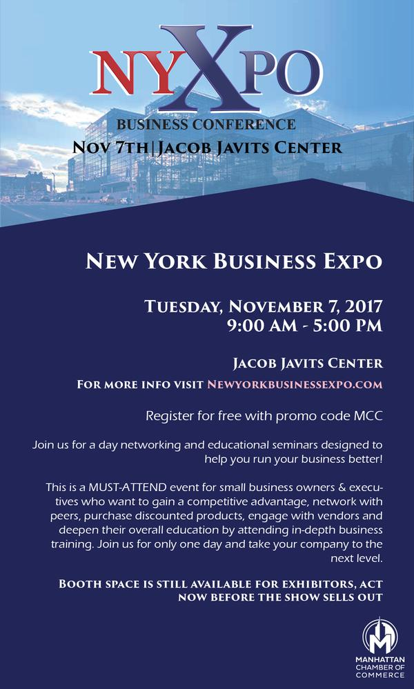 The New York Business Expo and Conference