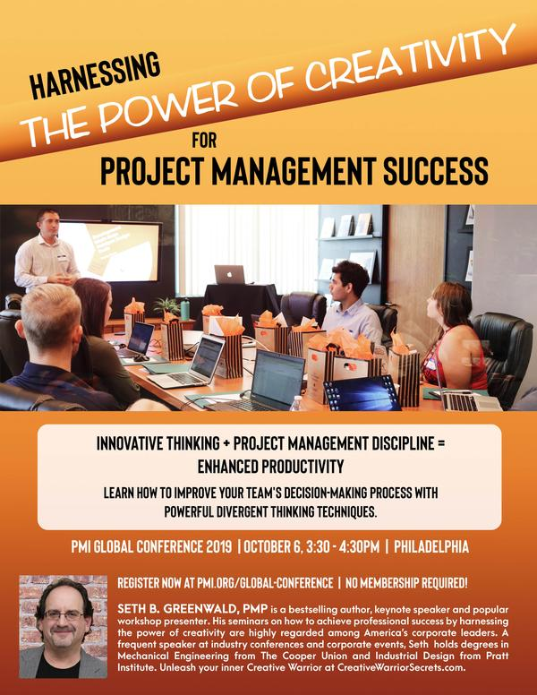 Harnessing the Power of Creativity for Project Management Success