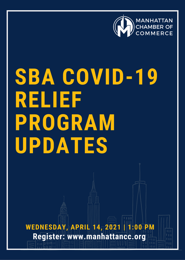 SBA COVID-19 Relief Program Updates