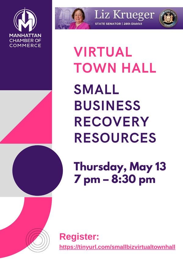 Virtual Town Hall Small Business Recovery Resources