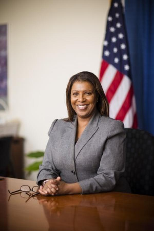 Attorney General Roundtable Series: Public Advocate Letitia James