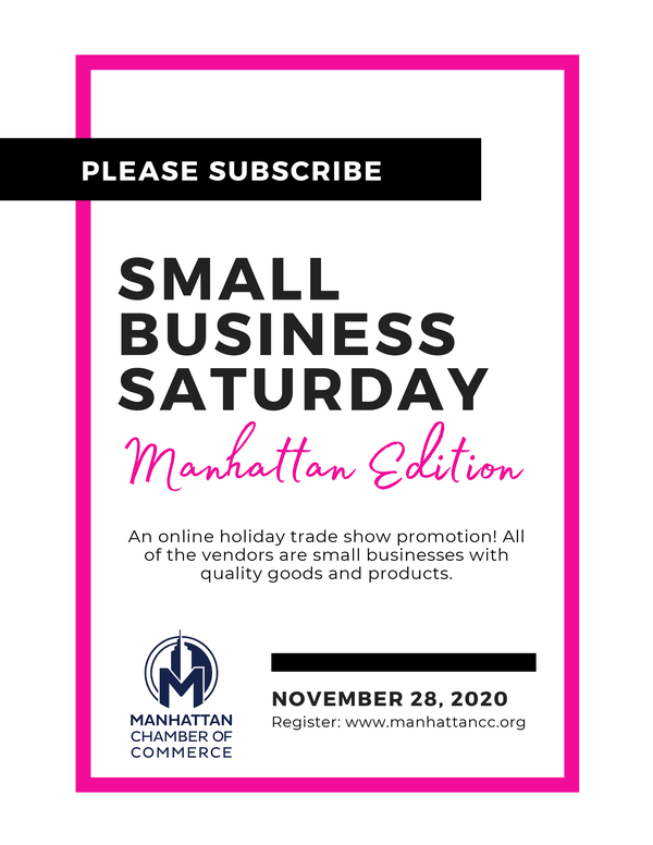 Small Business Saturday: Manhattan Edition