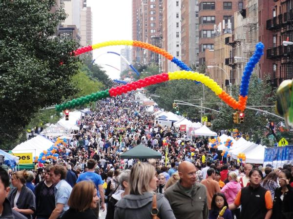 Annual 2nd Avenue Street Fair