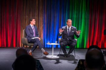 Chamber hosts conversation with Marc Morial, president and CEO of the National Urban League